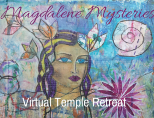 Remember the Goddess in the Gospels: Magdalene Feast Day Virtual Temple Retreat!